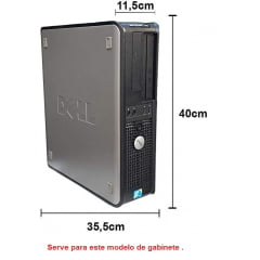 Fonte DELL Optiplex 755