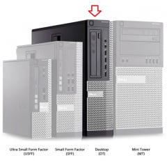 Fonte DELL Optiplex 9010
