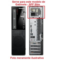 Fonte Lenovo M92P SFF