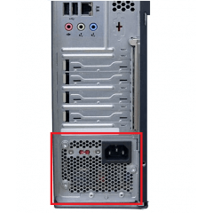 Fonte HP DX7500