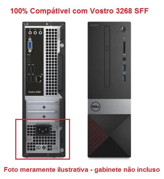 Fonte DELL Vostro 3268 SFF